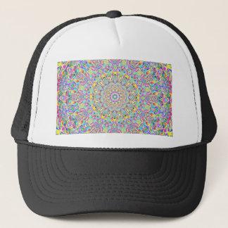 Mandala 7 Color Version Z Trucker Hat
