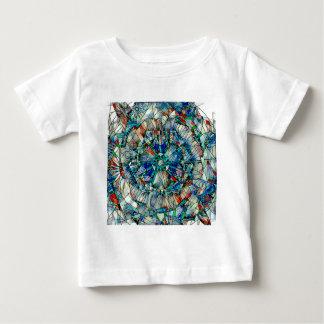 mandala action baby T-Shirt