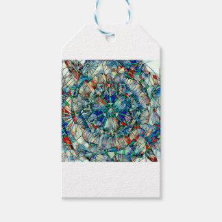 mandala action gift tags