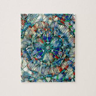 mandala action jigsaw puzzle