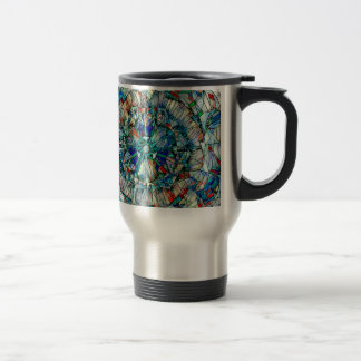 mandala action travel mug