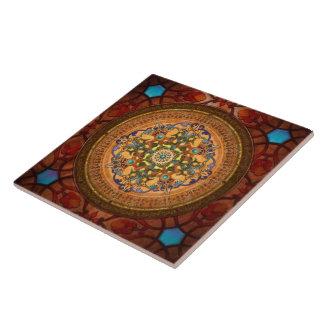 Mandala Arabia Tile