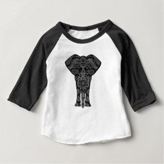 Mandala Art Baby T-Shirt
