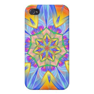 Mandala Art iPhone 4/4S Cases