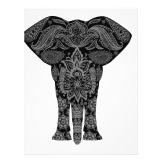 Mandala Art Letterhead