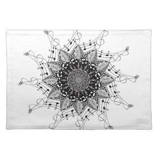 Mandala Art Placemat