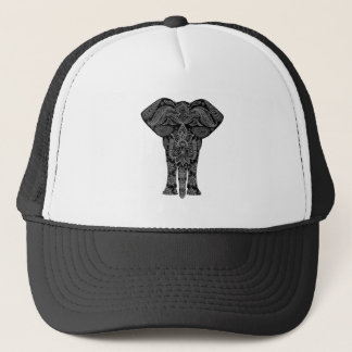 Mandala Art Trucker Hat