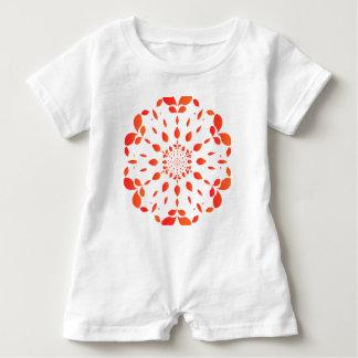 Mandala Baby Romper