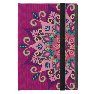 Mandala Bloom iPad Mini Cases
