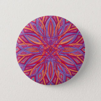 Mandala Button  Silly Trilly 5