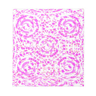 Mandala Candy Notepad
