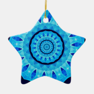 Mandala Ceramic Ornament