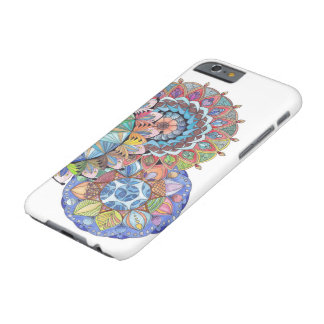 Mandala Clasic Barely There iPhone 6 Case
