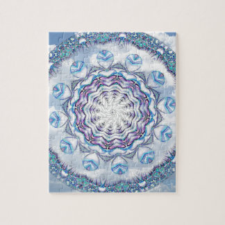 Mandala Cloud Jigsaw Puzzle