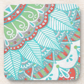Mandala Coasters~Set of 6 Coaster