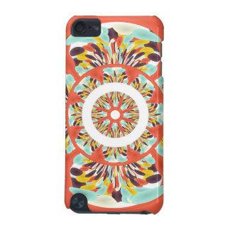 Mandala coloré coque iPod touch 5G