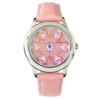 """Mandala """"Cosmo Flower"""" watch by MAR"""