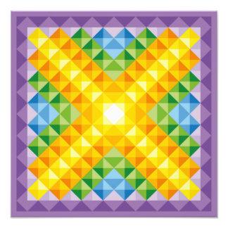 Mandala Crystals of soul Art Photo