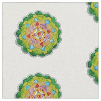 "Mandala Custom Combed Cotton (56"" width) Fabric"