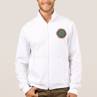 Mandala design jacket