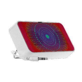 Mandala Design on Doodle by OrigAudio™ Speakers