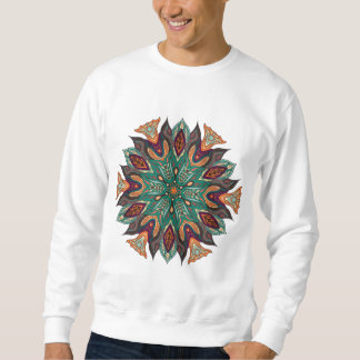 Mandala design sweatshirt