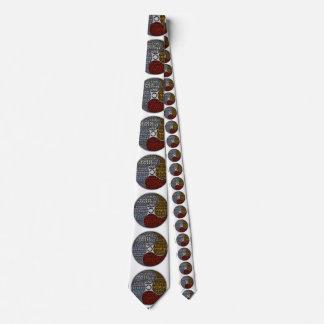 Mandala Design Tie