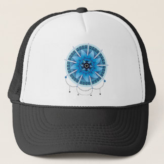 Mandala Dream Catcher 2 Trucker Hat