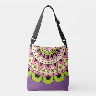 Mandala Dua Crossbody Bag