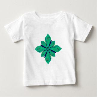 Mandala Ethno green deco Baby T-Shirt
