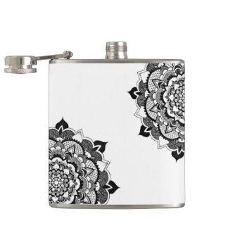 Mandala Flask