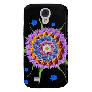 Mandala Flower Collage