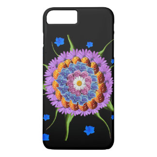 Mandala Flower Collage Case-Mate iPhone Case