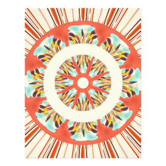 Mandala Full Color Flyer