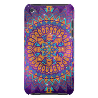 Mandala + Galaxy Barely There iPod Cover