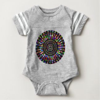 Mandala Gifts Baby Bodysuit
