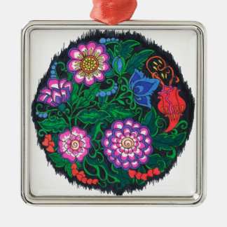 Mandala Gifts Metal Ornament