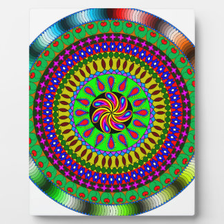 Mandala Gifts Plaque