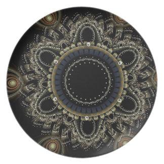 Mandala Gifts Plate
