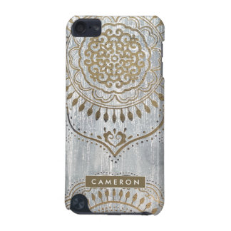 Mandala Gold Design iPod Touch (5th Generation) Cases