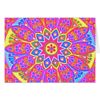 MANDALA GREETING CARD SIZE
