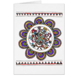 Mandala greeting cards