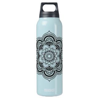 """Mandala Insulated Water Bottle"