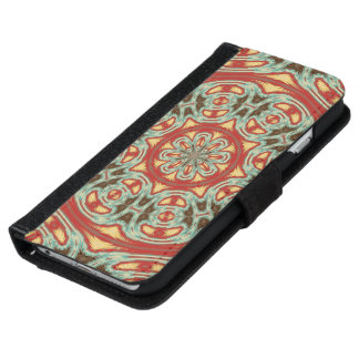 Mandala iPhone 6 Wallet Case
