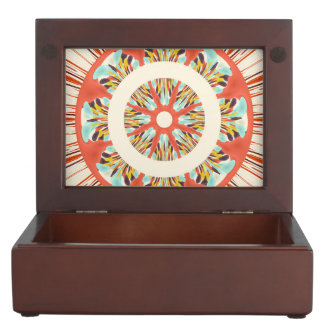 Mandala Keepsake Boxes