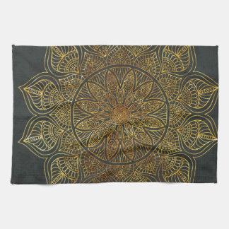 Mandala Kitchen Towels