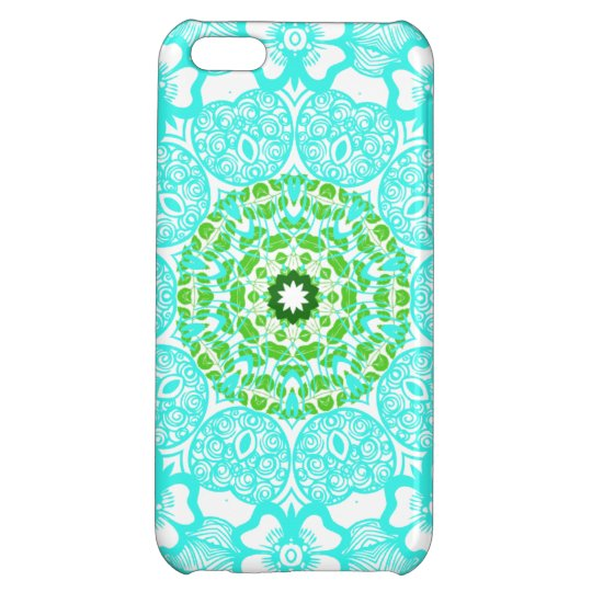 Mandala lace iPhone 5C case