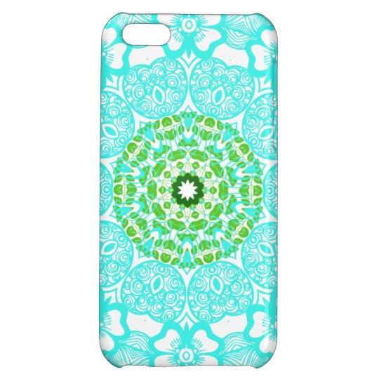 Mandala lace iPhone 5C case
