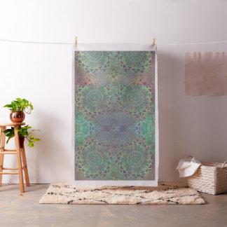 Mandala Leaf, Fabric