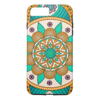 Mandala Lima iPhone 8 Plus/7 Plus Case